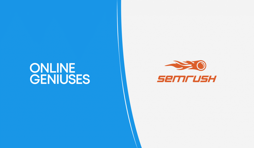 Tutorial Seo Software Semrush
